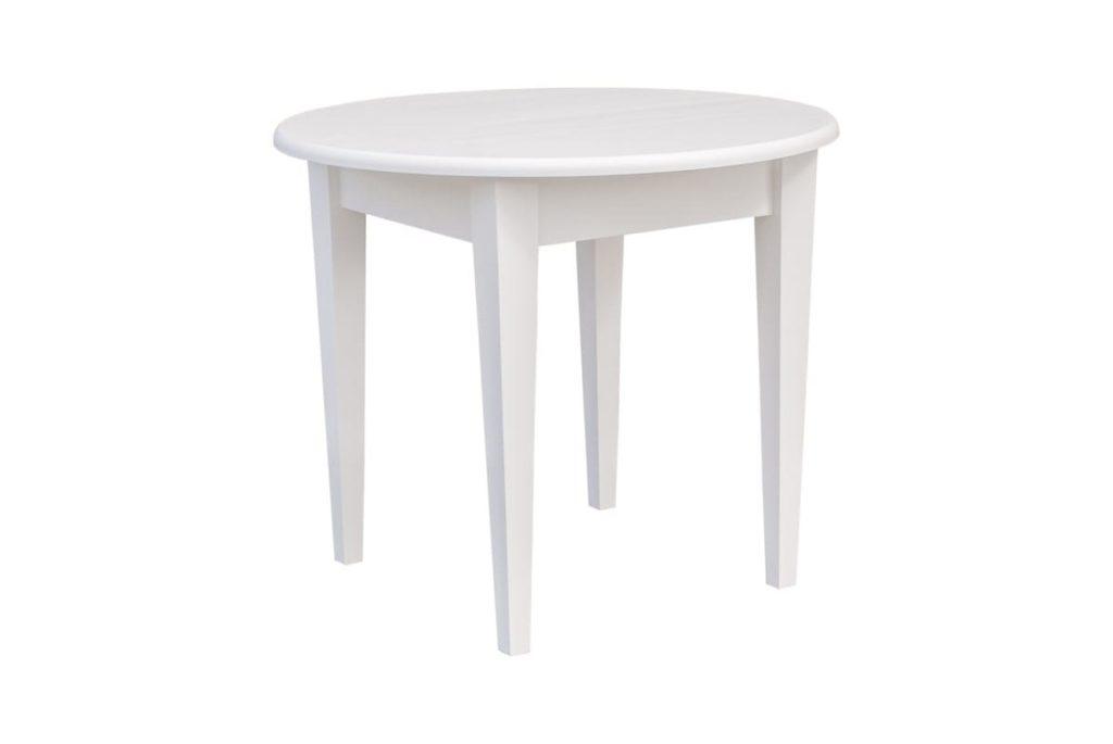 Stół Okrągły Rozkładany Bartek WGM Pankau